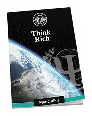 Think Rich by Matt Catling