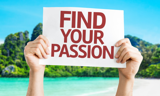 5 Keys To Finding Your Passion