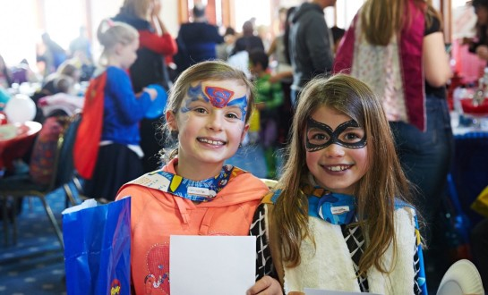 Bear Cottage and Live it Now Team Up To Support Little Superheroes
