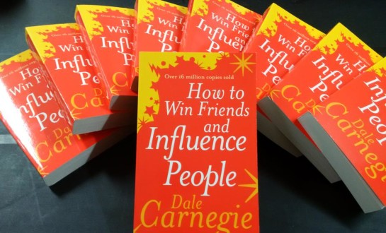 What I'm Reading: How To Win Friends And Influence People