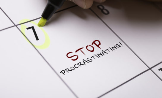 Simple Tricks to Stop Procrastinating Immediately