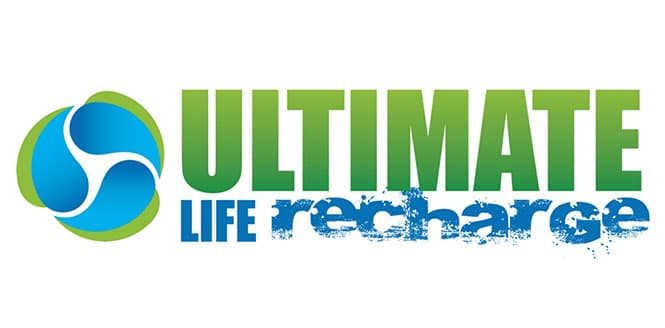 Ultimate Life Recharge logo